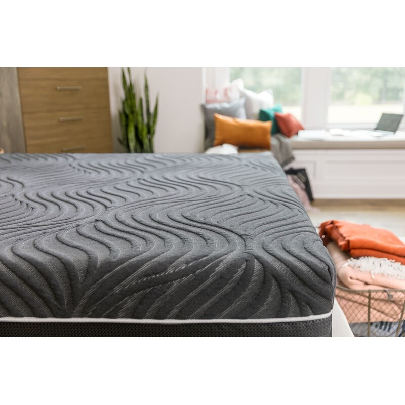Sealy Hybrid Premium Silver Chill Cooling 14 Plush Mattress