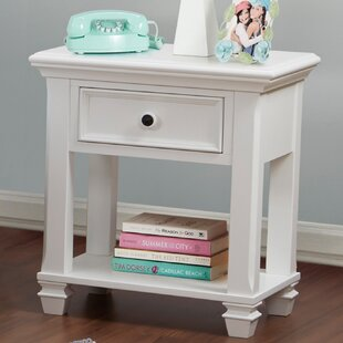 Glendale 1 Drawer Nightstand by Baby Cache