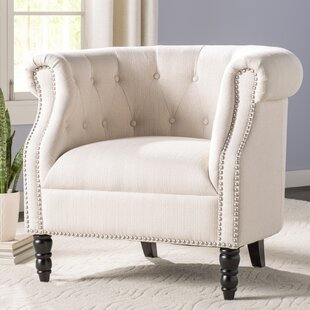 Affordable Price Huntingdon Chesterfield Chair By Three Posts