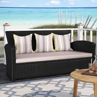 Valetta Sofa with Cushions by Beachcrest Home