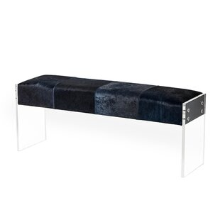 Interlude Marloes Upholstered Bench