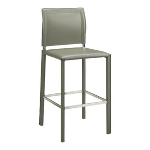 Tremendous Wade Logan Catina Modern Adjustable Height Swivel Bar Stool Gmtry Best Dining Table And Chair Ideas Images Gmtryco