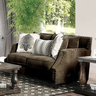 Everglade Loveseat by Darby Home Co