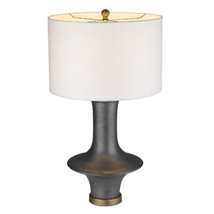 Hauck 1-Light 32 Table Lamp