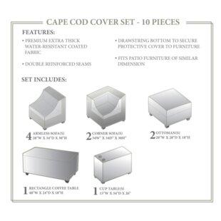 TK Classics Cape Cod Winter 10 Piece Cove..