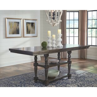 Galewood Counter Height Drop Leaf Dining Table Alcott Hill