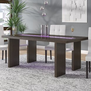 Coupon Travis Dining Table By Latitude Run