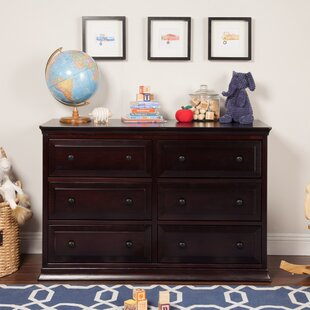 Reviews Signature 6 Drawer Double Dresser by DaVinci Reviews (2019) & Buyer's Guide