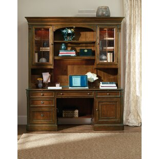 Brookhaven Solid Wood Executive Desk