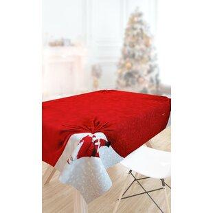 Christmas Tablecloth By Saint Clair Paris
