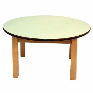 Lauro Kids Round Writing Table by Zoomie Kids