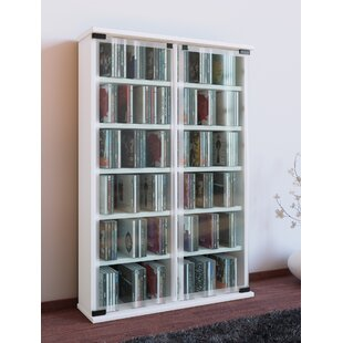 Multimedia Storage Rack By Mercury Row