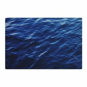 Chelsea Victoria Sea Calm Blue/Nature Area Rug