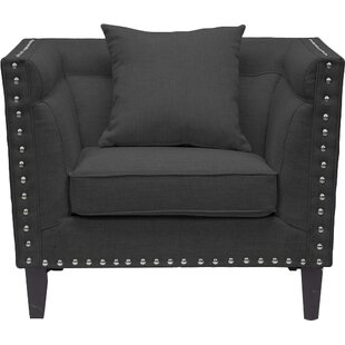 Wholesale Interiors Baxton Studio Stapleton Accent Club Armchair