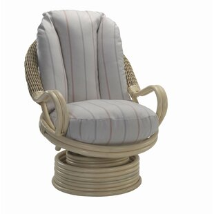 Culver Swivel Armchair By Beachcrest Home