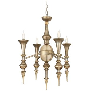 Darby Home Co Lourenco 4-Light Chandelier