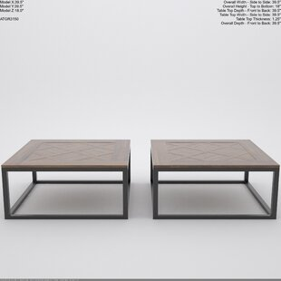 Find for Rouen Coffee Table by August Grove Reviews (2019) & Buyer's Guide