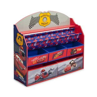 Read Reviews Deluxe Book and Toy Organizer ByDelta Children