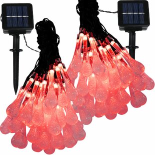 Boone 20 ft. 30-Light Novelty String Light (Set of 2) by The Holiday Aisle