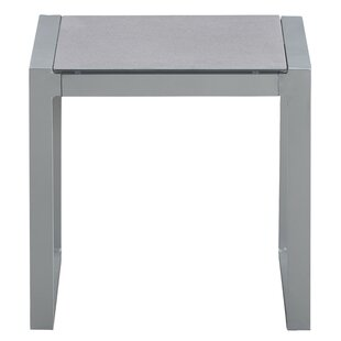 Elle Decor Tropez Metal Side Table