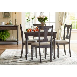 Lorient 5 Piece Dining Set by Lark Manor