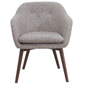 Noah Wood Leg Arm Chair by George Oliver