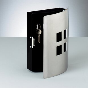 4 Quadrate Key Box By Zeller