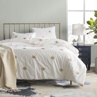 Bergin 3 Piece Cotton Comforter Set