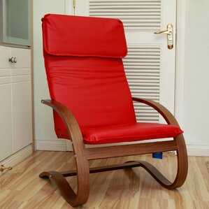Argueta Lounge Chair by Varick Gallery