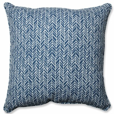Herringbone Indoor/Outdoor Floor Pillow