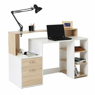 Ludwig Modern Computer Desk by Ebern Designs Best Choices