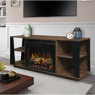 Lewter TV Stand for TVs up to 55 Electric Fireplace