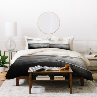 East Urban Home Bree Madden Ombre Duvet Set