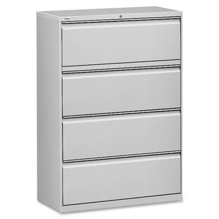 Lorell 4-Drawer Files