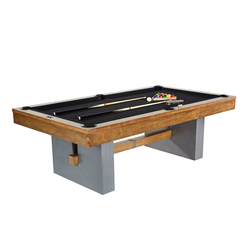 Barrington Billiards Company Urban 8' Pool Table & Reviews | Wayfair
