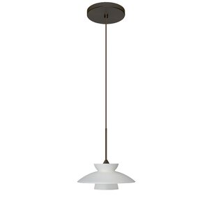 Trilo 1-Light Cone Pendant..