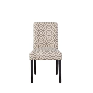 Yale Upholstered Dining Chair Andover Mills