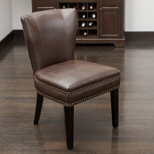 Avilla Upholstered Dining Chair by Charlton Home Cool