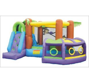 Explorer Jumper Bounce House By Kidwise