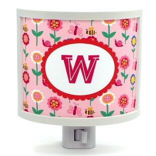 Common Rebels Garden Party Personalized Night Light