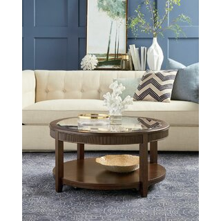 Angleterre Coffee Table by Ivy Bronx SKU:EC393672 Description