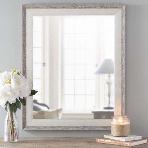 Epinal Shabby Elegance Wall Mirror