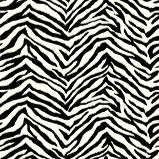zebra print wallpaper wayfair