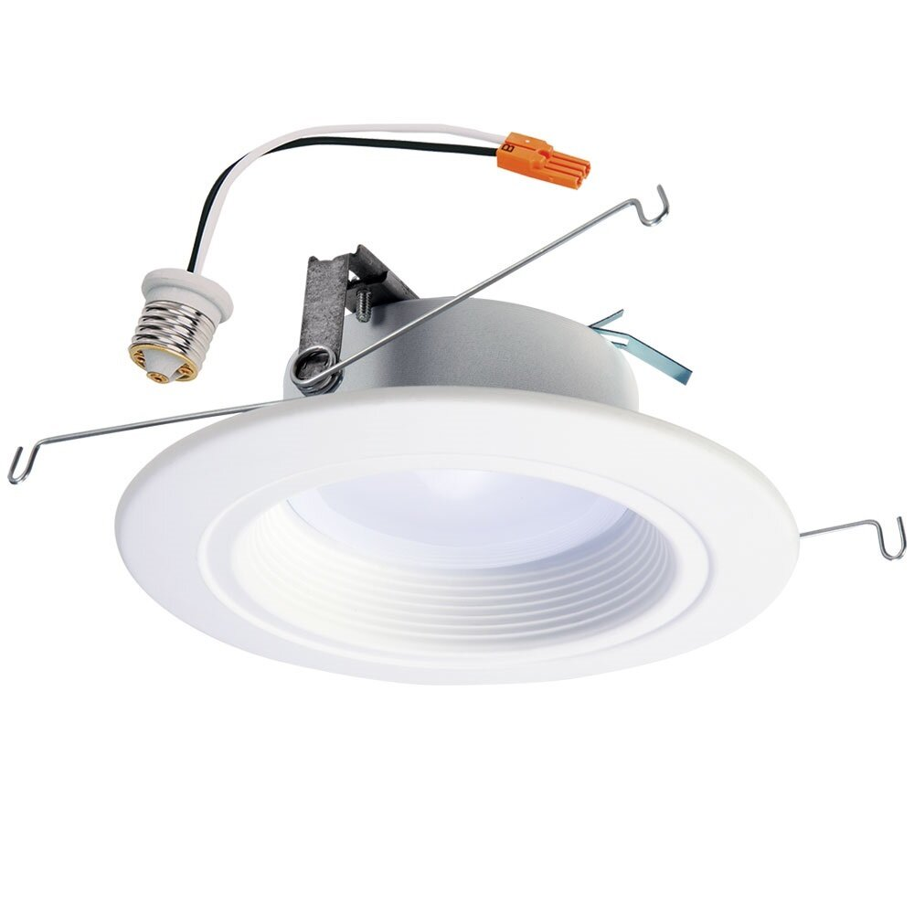 Halo Home 7 25 Remodel Led Retrofit Recessed Lighting Kit Wayfair