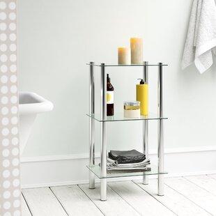 Review Bonneau 40cm X 74cm Bathroom Shelf