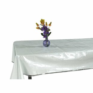 Kleio Heavy Duty Plastic Tablecloth