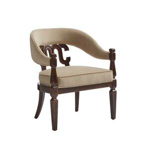 Stanley Furniture Havana Crossing Arm Chair