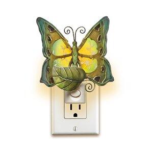 Decor Butterfly Night Light
