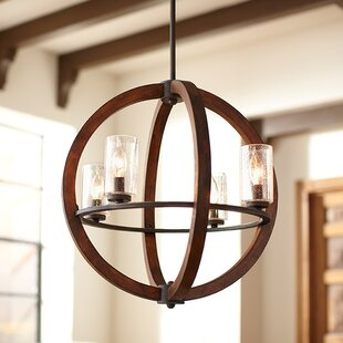 Birch Lane™ Ridgewood 4-Light Globe Chandelier