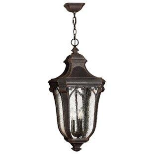 Best Reviews Trafalgar 3-Light Outdoor Hanging Lantern By Hinkley Lighting